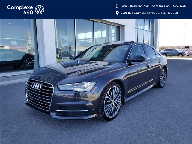 2016 Audi A6 3.0T Progressiv (Stk: E0534) in Laval - Image 1 of 22