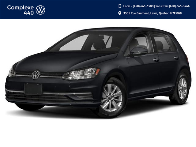 2021 Volkswagen Golf Comfortline (Stk: N210171) in Laval - Image 1 of 9