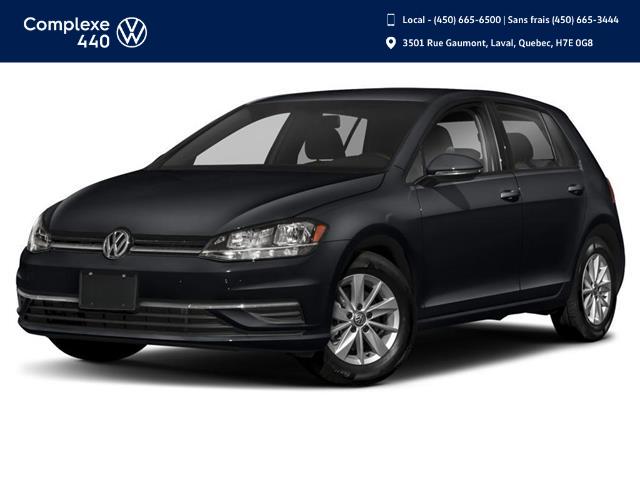 2021 Volkswagen Golf Comfortline (Stk: N210173) in Laval - Image 1 of 9