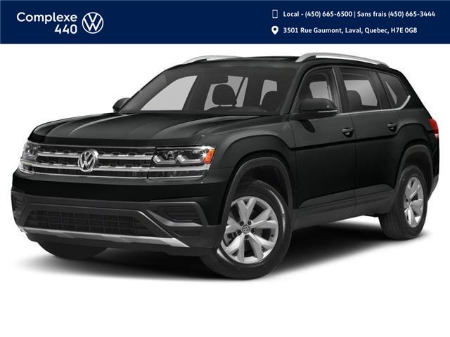 2018 Volkswagen Atlas 3.6 FSI Comfortline (Stk: E0539) in Laval - Image 1 of 9