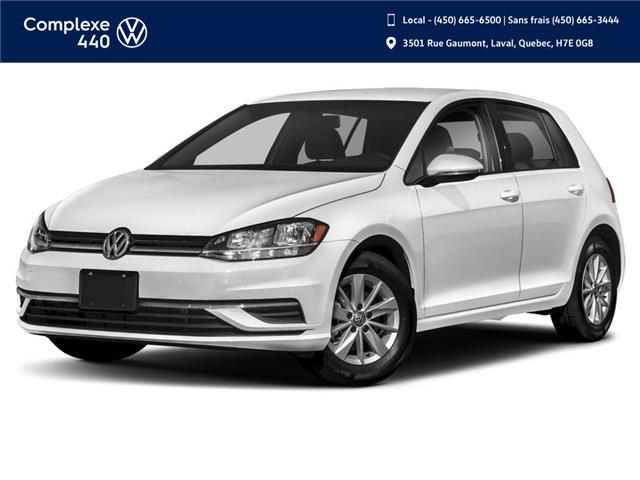 2021 Volkswagen Golf Comfortline (Stk: N210180) in Laval - Image 1 of 9