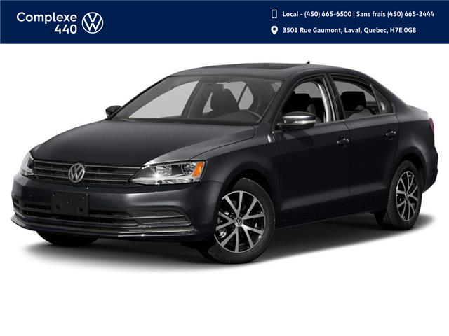 2017 Volkswagen Jetta 1.4 TSI Trendline+ (Stk: R0580) in Laval - Image 1 of 9