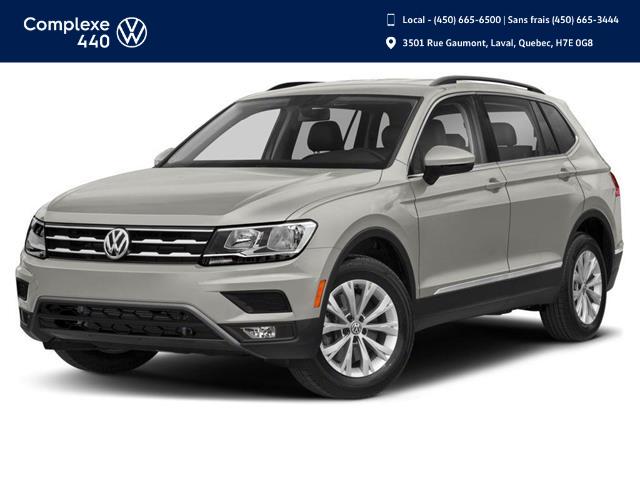 2021 Volkswagen Tiguan Comfortline (Stk: N210196) in Laval - Image 1 of 12