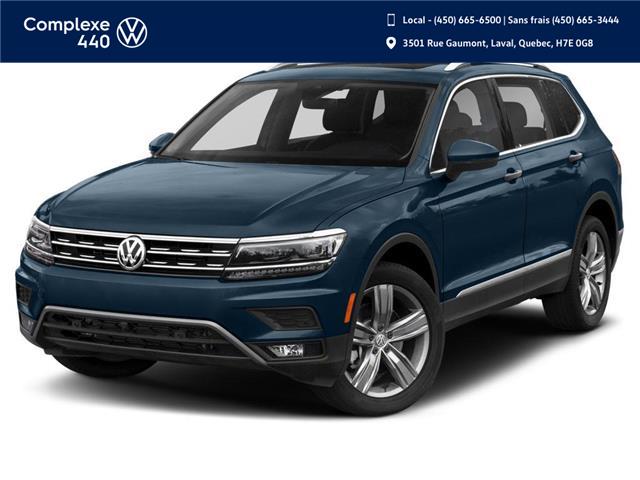 2018 Volkswagen Tiguan Highline (Stk: V0608) in Laval - Image 1 of 9