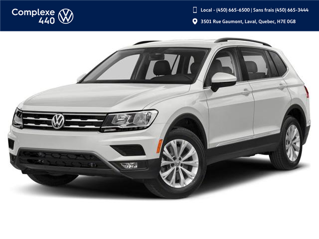2018 Volkswagen Tiguan Comfortline (Stk: V0617) in Laval - Image 1 of 9