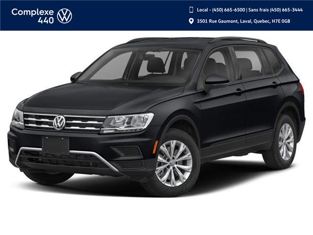 2021 Volkswagen Tiguan Trendline (Stk: N210257) in Laval - Image 1 of 9