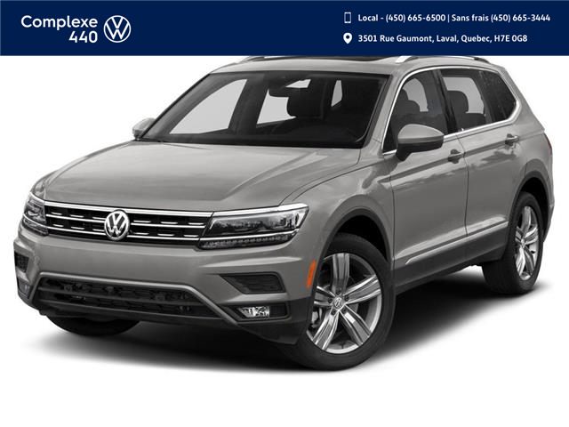 2021 Volkswagen Tiguan Highline (Stk: N210258) in Laval - Image 1 of 9