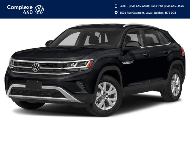 2021 Volkswagen Atlas Cross Sport 3.6 FSI Highline (Stk: N210262) in Laval - Image 1 of 9