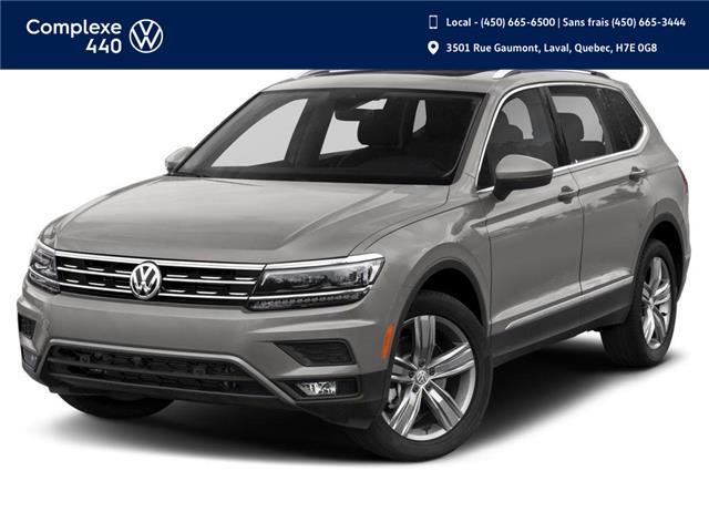 2021 Volkswagen Tiguan Highline (Stk: N210280) in Laval - Image 1 of 9
