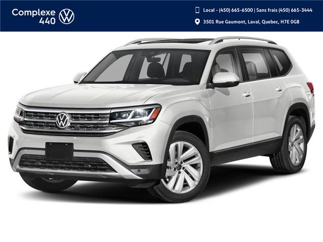 2021 Volkswagen Atlas 3.6 FSI Highline (Stk: N210282) in Laval - Image 1 of 9