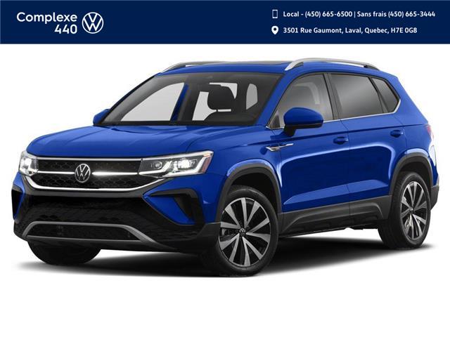 2022 Volkswagen Taos Comfortline (Stk: N220001) in Laval - Image 1 of 3