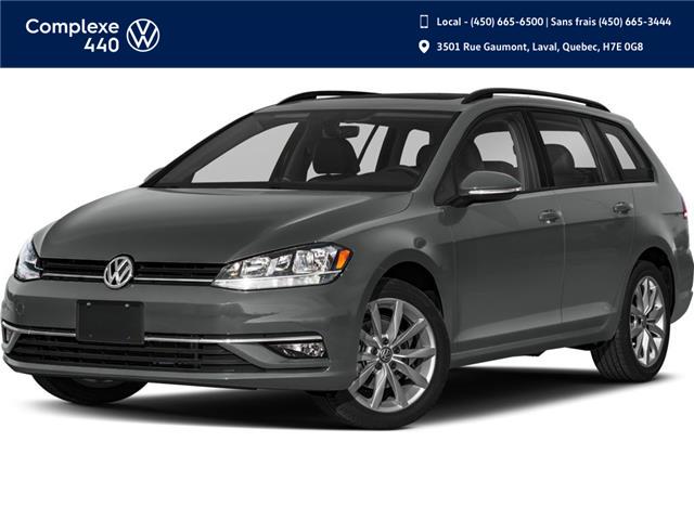 2018 Volkswagen Golf SportWagen 1.8 TSI Comfortline (Stk: V0654) in Laval - Image 1 of 1