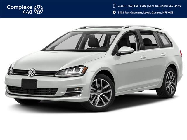 2017 Volkswagen Golf SportWagen 1.8 TSI Comfortline (Stk: V0664) in Laval - Image 1 of 10