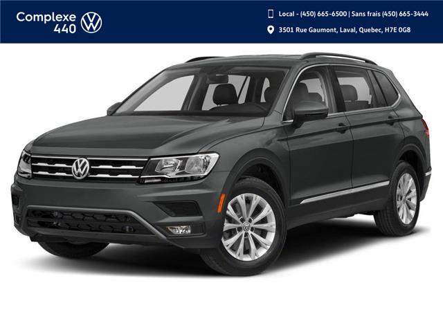 2018 Volkswagen Tiguan Trendline (Stk: N210306A) in Laval - Image 1 of 9
