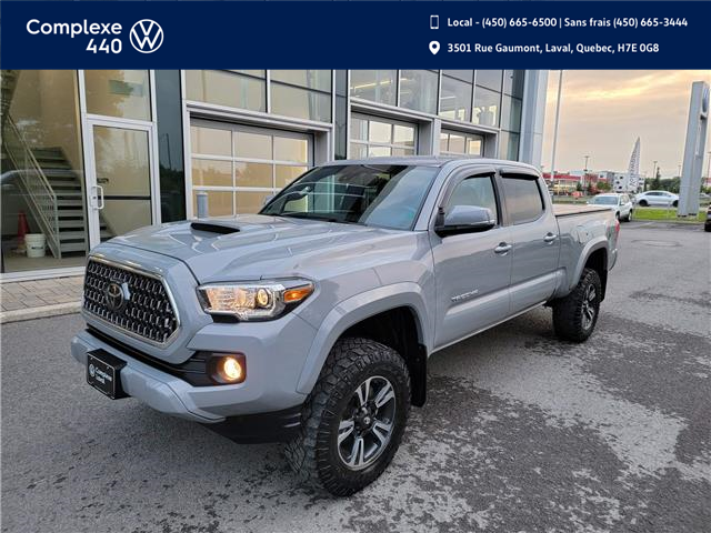 2018 Toyota Tacoma SR5 (Stk: E0637) in Laval - Image 1 of 19