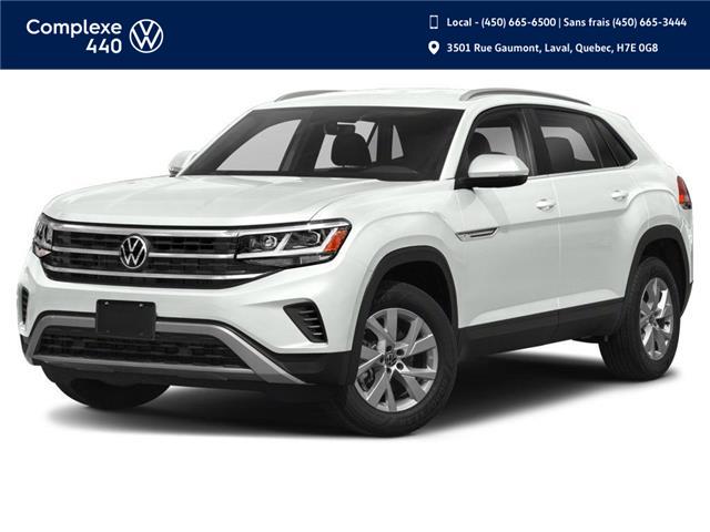 2021 Volkswagen Atlas Cross Sport 2.0 TSI Highline (Stk: N210328) in Laval - Image 1 of 9