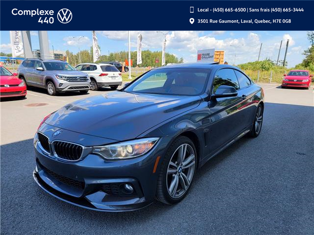 2017 BMW 430i xDrive (Stk: E0629) in Laval - Image 1 of 11