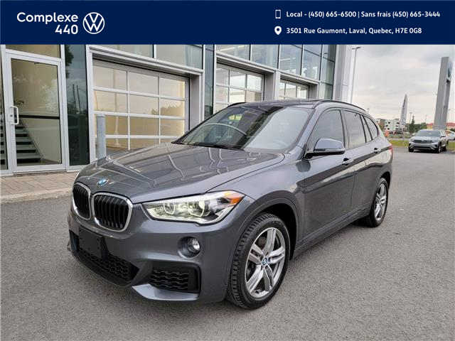 2018 BMW X1 xDrive28i (Stk: E0683) in Laval - Image 1 of 20