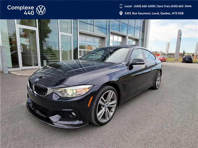 2017 BMW 430i xDrive Gran Coupe (Stk: E0632) in Laval - Image 1 of 24
