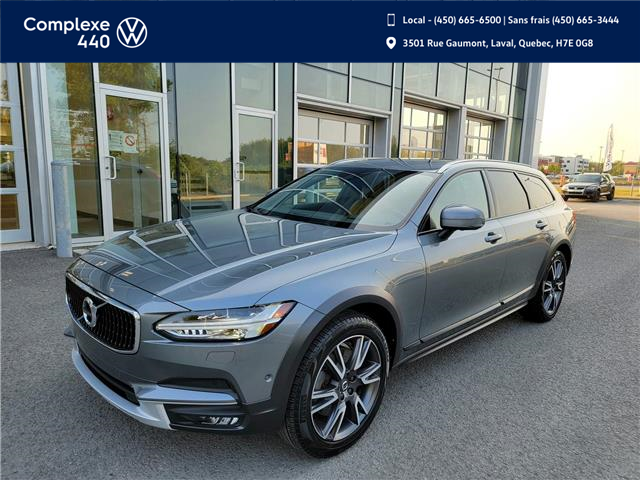 2018 Volvo V90 Cross Country T5 (Stk: E0701) in Laval - Image 1 of 24