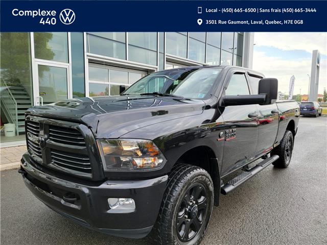 2017 RAM 3500 SLT (Stk: E0696) in Laval - Image 1 of 19