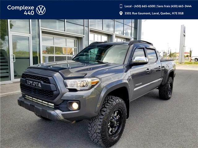 2017 Toyota Tacoma Limited (Stk: E0712) in Laval - Image 1 of 21