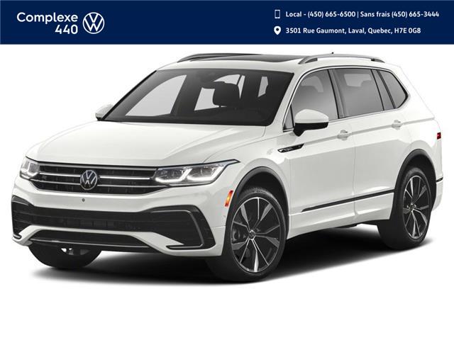 2022 Volkswagen Tiguan Comfortline (Stk: N220012) in Laval - Image 1 of 3