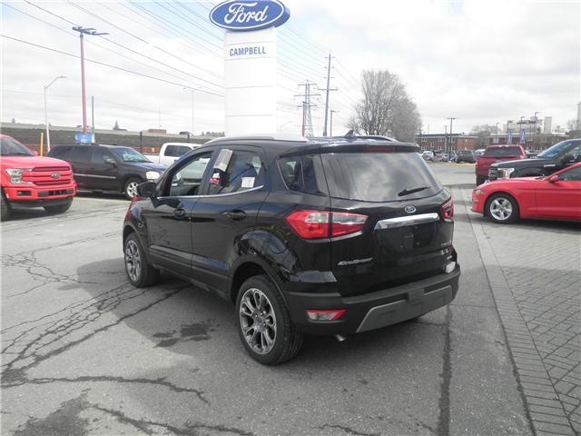 2018 Ford EcoSport Titanium (Stk: 1813830) in Ottawa - Image 2 of 11
