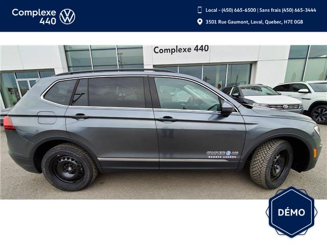 2020 Volkswagen Tiguan Comfortline (Stk: N00316) in Laval - Image 1 of 25