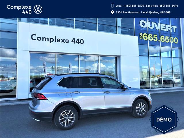 2020 Volkswagen Tiguan Comfortline (Stk: N00344) in Laval - Image 1 of 10