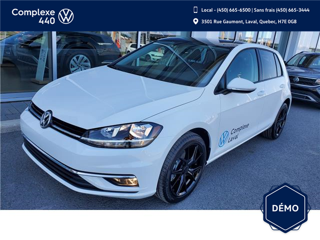 2020 Volkswagen Golf Highline (Stk: N00353) in Laval - Image 1 of 19