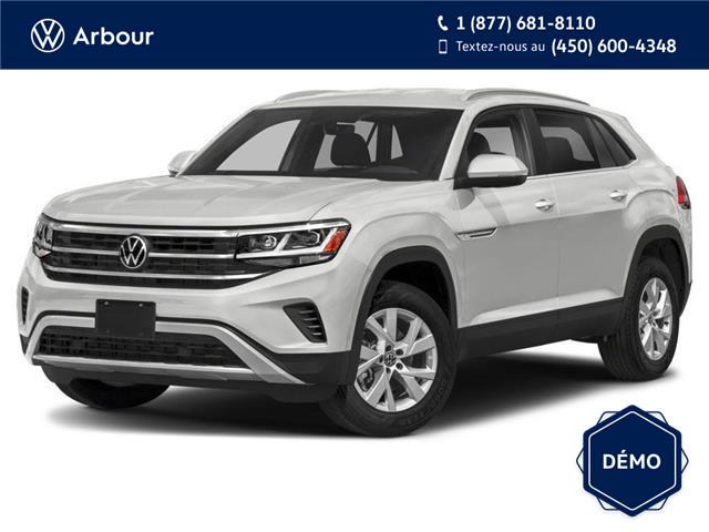 2021 Volkswagen Atlas Cross Sport 2.0 TSI Comfortline (Stk: A210057) in Laval - Image 1 of 9