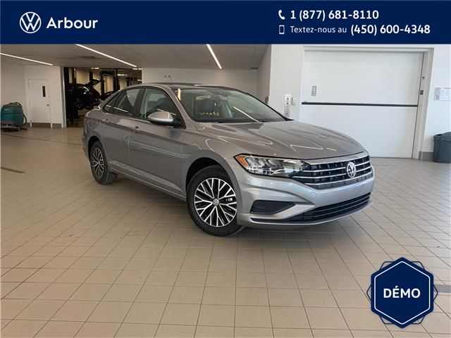 2021 Volkswagen Jetta Highline (Stk: A210710) in Laval - Image 1 of 14