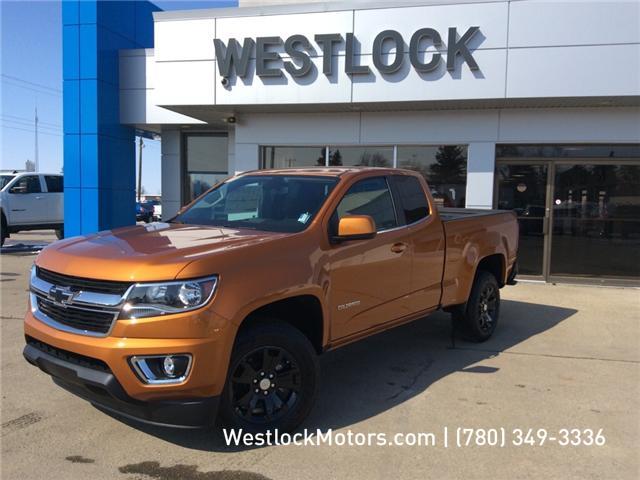 2017 Chevrolet Colorado LT (Stk: 17T298) in Westlock - Image 1 of 25