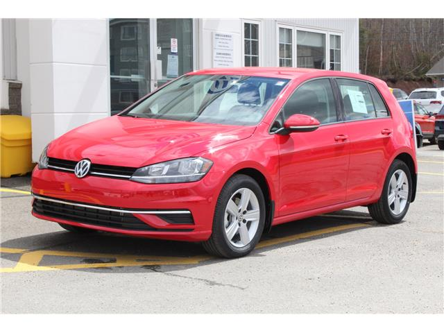 2021 Volkswagen Golf Comfortline (Stk: 21-117) in Fredericton - Image 1 of 22