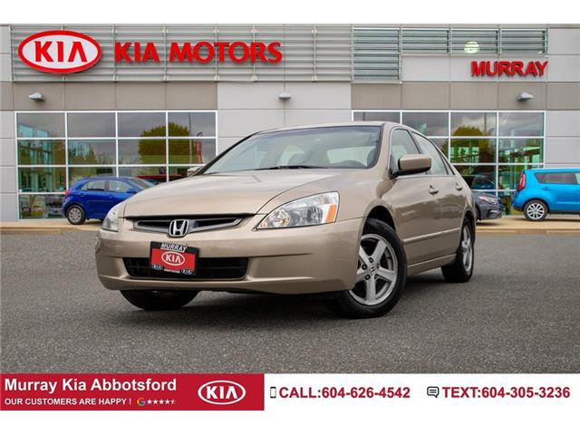 2005 Honda Accord EX-L (Stk: RO13585A) in Abbotsford - Image 1 of 15