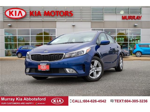 2017 Kia Forte LX+ (Stk: M1818B) in Abbotsford - Image 1 of 21