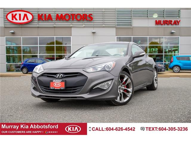 2013 Hyundai Genesis Coupe 3.8 GT (Stk: M1860) in Abbotsford - Image 1 of 16