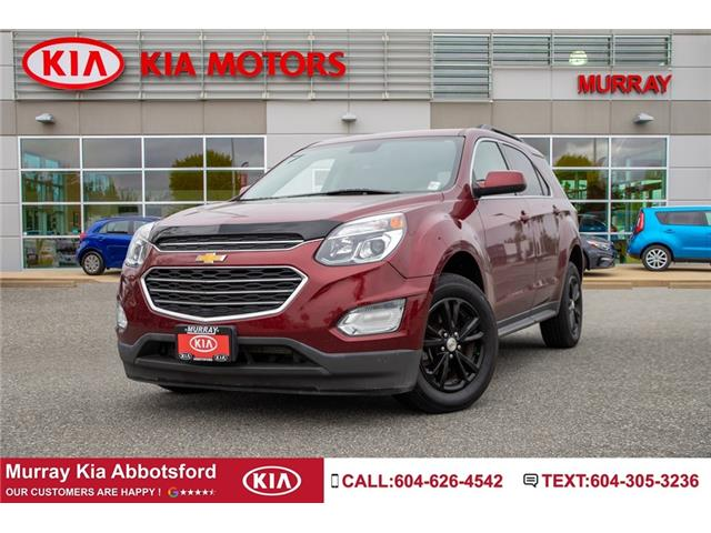 2017 Chevrolet Equinox LT (Stk: M1861) in Abbotsford - Image 1 of 19