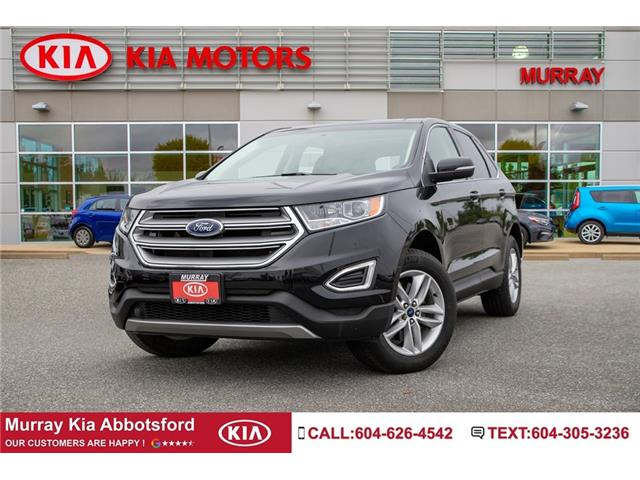 2017 Ford Edge SEL (Stk: M1866) in Abbotsford - Image 1 of 19