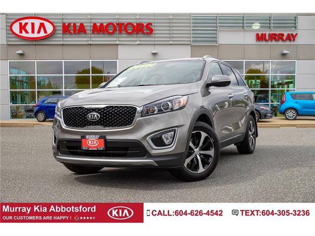 2016 Kia Sorento 3.3L EX+ (Stk: M1865) in Abbotsford - Image 1 of 22