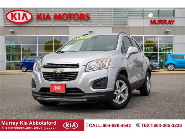 2014 Chevrolet Trax 1LT (Stk: M1868) in Abbotsford - Image 1 of 19