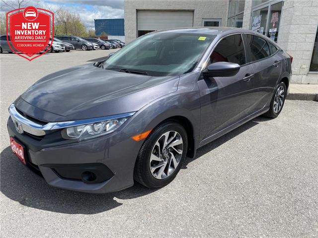 2018 Honda Civic EX (Stk: 21015A) in Cobourg - Image 1 of 25