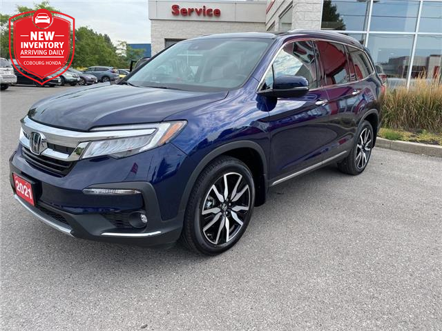 2021 Honda Pilot Touring 7P (Stk: 21216A) in Cobourg - Image 1 of 28