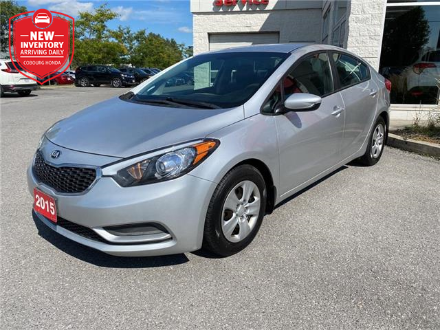 2015 Kia Forte LX (Stk: 21261A) in Cobourg - Image 1 of 21