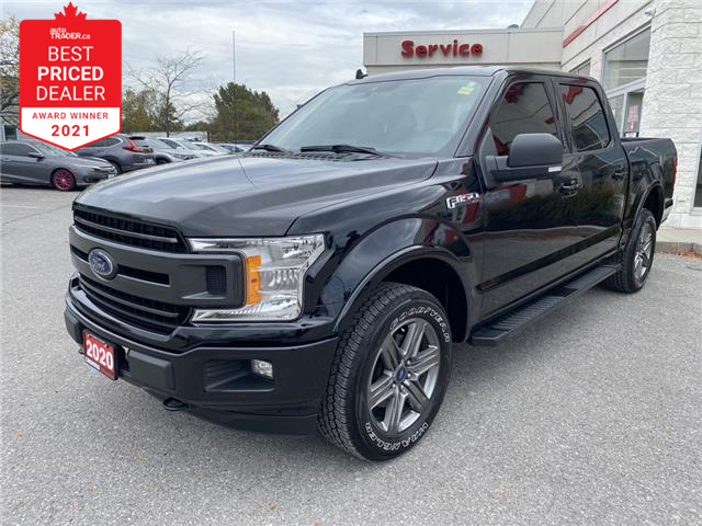 2020 Ford F-150 XLT (Stk: 21020A) in Cobourg - Image 1 of 23