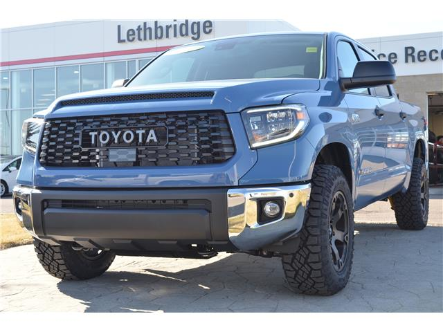2021 Toyota Tundra SR5 (Stk: 1TU8720) in Lethbridge - Image 1 of 27