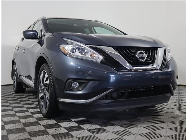 2018 Nissan Murano Platinum (Stk: 211450B) in Fredericton - Image 1 of 22