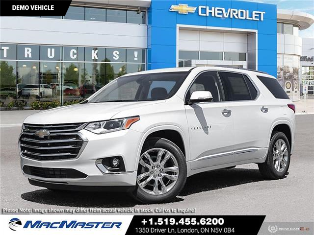 2021 Chevrolet Traverse High Country (Stk: 215018) in London - Image 1 of 23