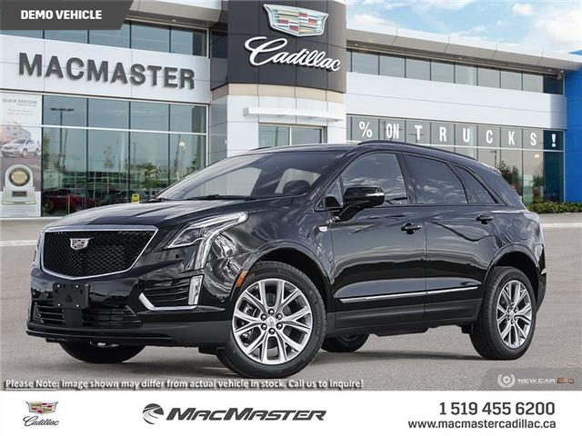 2021 Cadillac XT5 Sport (Stk: 210147) in London - Image 1 of 23